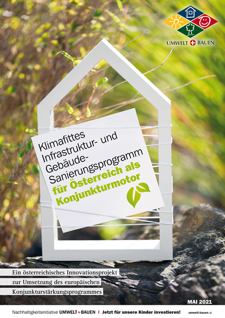 Umwelt+Bauen - Infrastruktur- und Altbau-Sanierung als Konjunkturmotor